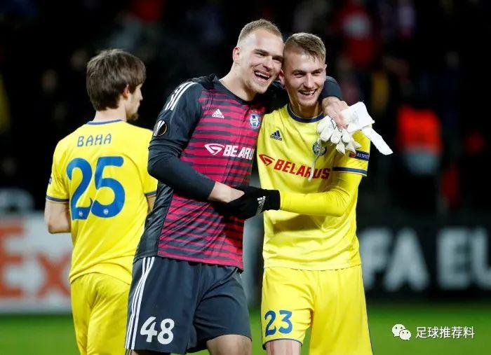 「足球赛事推荐」白俄超-斯卢萨可 VS 埃涅尔格提克BGU 第1张