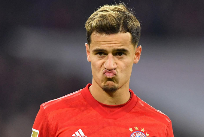 身价暴跌7000万欧后,库蒂尼奥才知道自己选错了 第1张