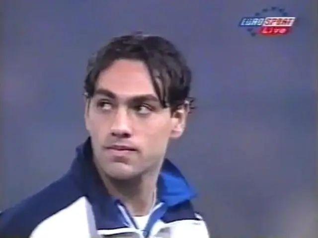 当对面锋线是罗纳尔多+巴蒂,会有多绝望? 第3张
