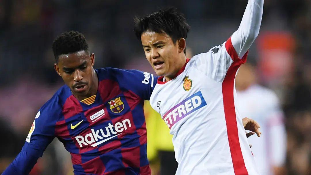与梅西并列西甲第一!19岁日本梅西 第6张
