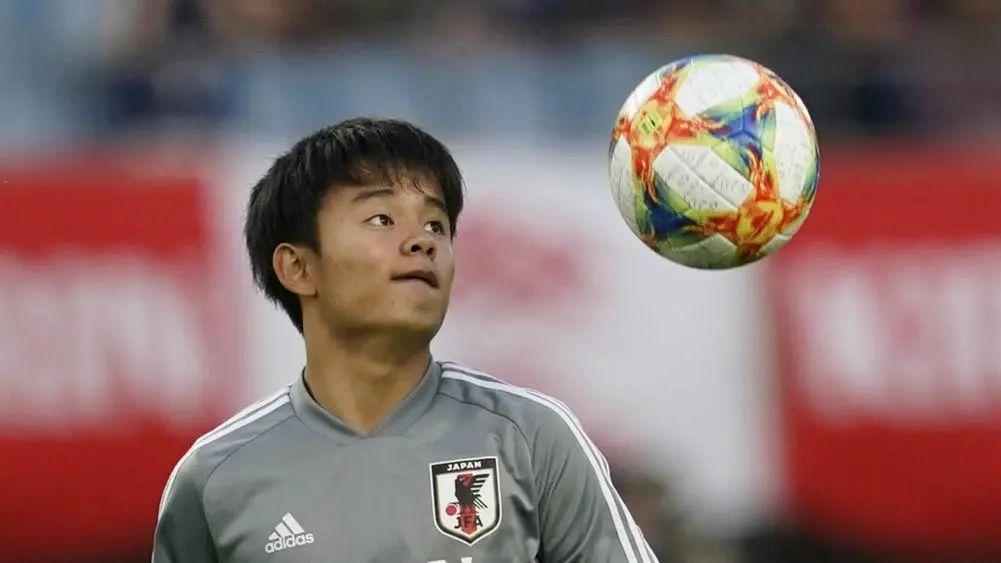 与梅西并列西甲第一!19岁日本梅西 第7张