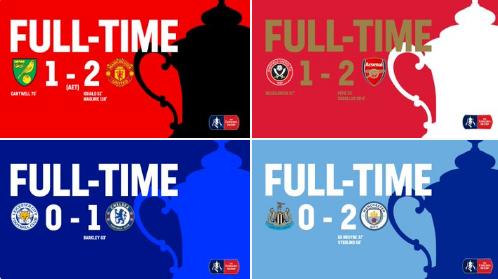 英格兰足总杯复仇的机会来了? 第1张