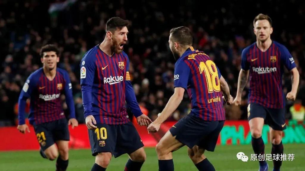 足球比分推荐:西甲  巴塞罗那VS马德里竞技 第1张