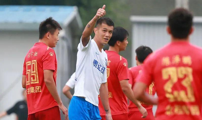 肖智进球了「足球论坛」泰达热身也赢了! 第1张