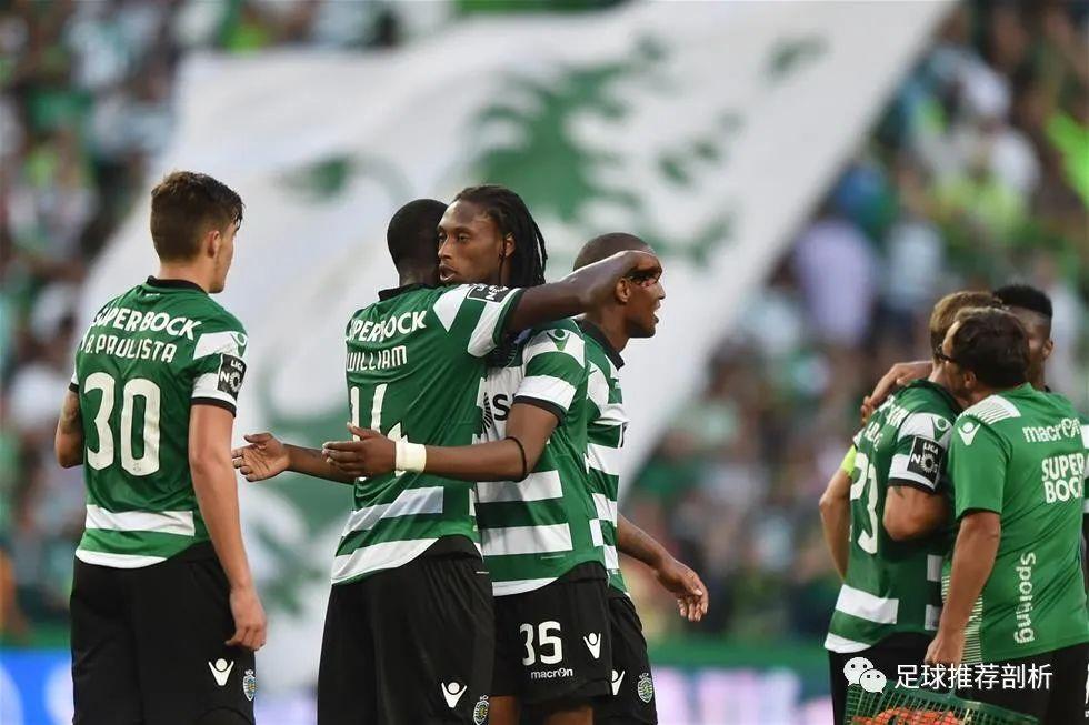足球比分推荐 葡超 本菲卡vs里斯本竞技 第1张