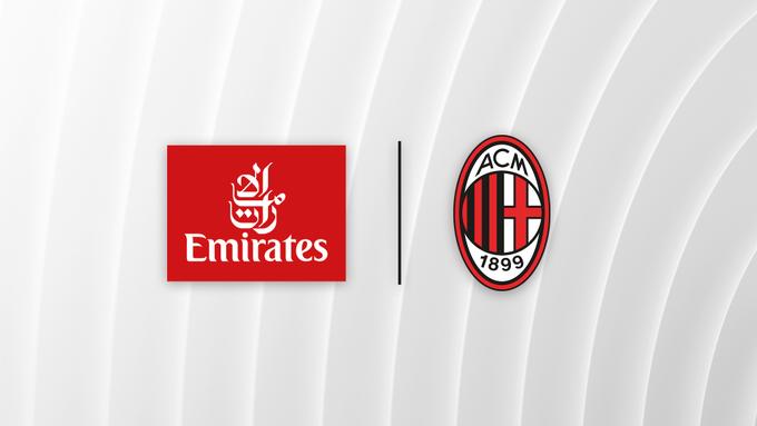 AC米兰官宣,赞助商阿联酋航空续约至2022-23赛季。 第1张