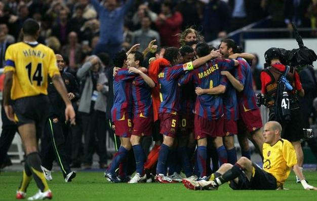 欧冠之夜丨9年壕砸12亿欧元,终进决赛! 第5张