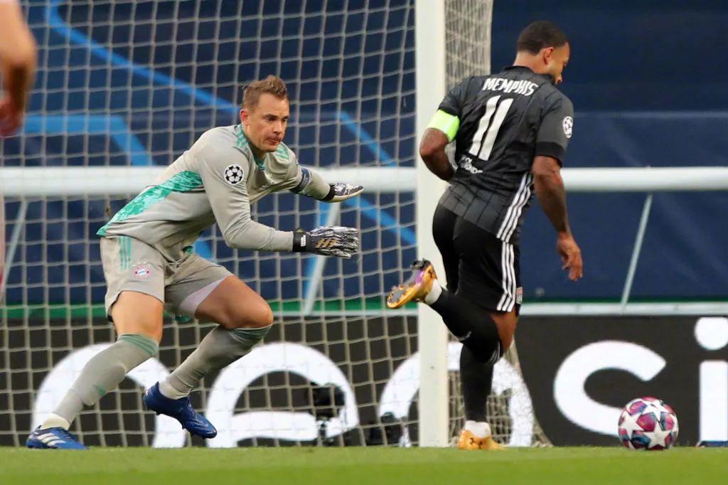 欧冠神纪录就差一场!拜仁3-0里昂进决赛,10场比赛全胜攻入42球 第1张
