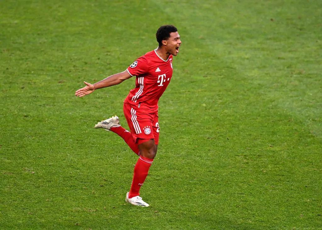 欧冠神纪录就差一场!拜仁3-0里昂进决赛,10场比赛全胜攻入42球 第3张